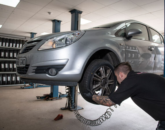 tyre-change