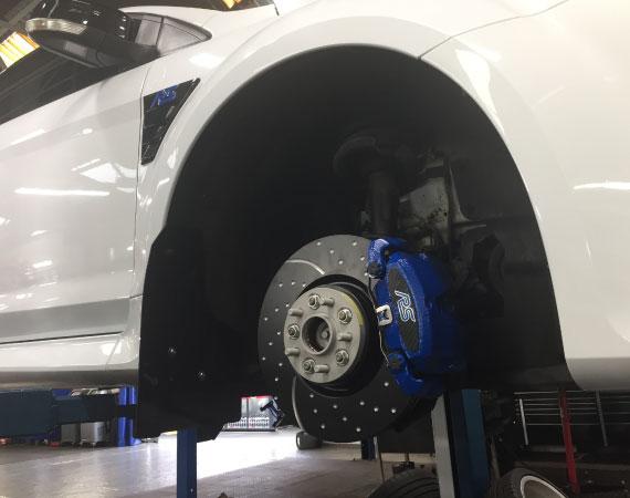 brakes-suspension
